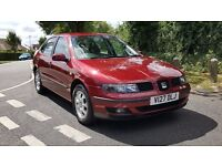 SEAT TOLEDO 1.8 AUTOMATIC!!! EXCELLENT RUNNER!!! LOOKS AND DRIVES LIKE NEW CAR!! SHOWROOM CONDITION!