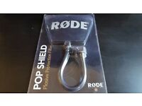 Rode Plosive Protection Filter microphone Pop Shield