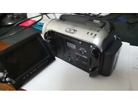 JVC Movie camera with built in 32GB Hard drive