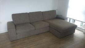 Sofa IKEA Kivik (2 seats + chaise longue) - very good condition !!