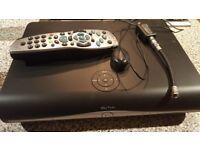 Sky+ HD box + Sky Remote + Magic Eye link
