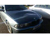 Bmw 525i Msport Touring Spares or repairs project