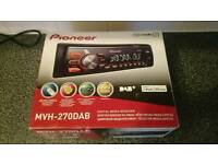 Pioneer MVH-270DAB DAB DIGITAL Car Stereo for iPod/iPhone and Android Media Access