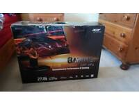 """Acer 27"""" 1080p 1ms 144hz G-Sync Gaming monitor"""