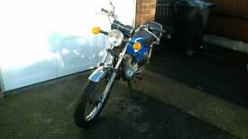 Yamaha.rxs 100cc1988 classic 2stroke 24.000 miles