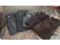boys 11-12 years jeans