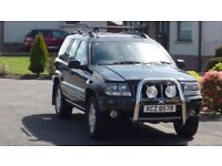 jeep grand cherokee 2.7 crd 4x4(merc running gear)tough vehicle