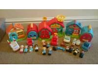Happyland emergency services bundle