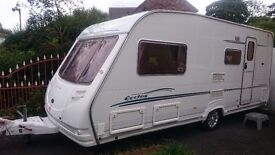 2004 Swift Sterling Eccles Emerald