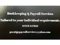 Payroll and Bookkeeping Services CIS also