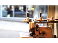 Experienced Seamstress required for busy alterations shop. Nottingham City Centre.