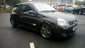 RENAULT CLIO 2.0 RENAULTSPORT ... 2002 .. LOW MILES .. FULL SERVICE HISTORY .. XENON LIGHTS