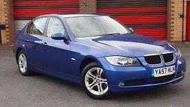 2007 BMW 3 SERIES 2.0 320d SE 4dr ** AUTOMATIC **
