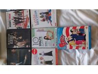 DVDs and CDs- £1 each