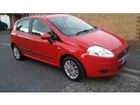 Fiat Grande Punto - 5 Door - Low Miles - 1yrs Mot - Hpi Clear