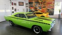 1968 Plymouth Collector Satellite -- Road Runner****Superbe Auto