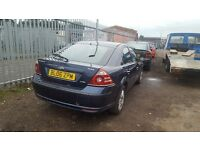 Ford Mondeo Ghia for part