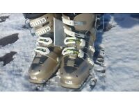 Dynafit Ski touring boots. Brand new. Mondo size 25.5 excellent for touring and steep decents too!