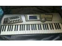 Alesis fusion 6hd synth/workstation