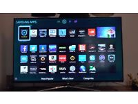 Samsung 55 inch H6200 6 Series Flat Full HD Smart 3D LED TV