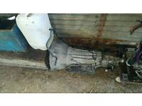 Nissan elgrand e50 automatic gearbox 2wd