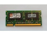 512MB DDR2 SODIMM DRAM