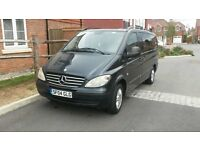 Mercedes vito 9 SEATER manual 111 cdi 2004/04 Diesel £3995!!!