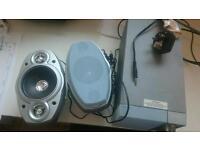 PC speakers set