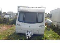 Abbey GTS Touring Caravan 2 Berth