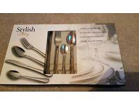 24pc Cutlery Set - NEW