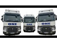 Wanted HGV one container driver for Felixstowe