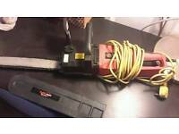 Power devil electric chainsaw
