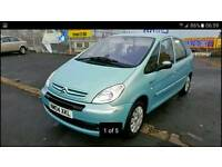 2004 CITROËN PICASSO 1.6 HDI DIESEL, 90000 MILES