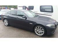 like new car bmw 520d