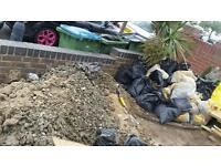 Free backfill / rubble approx 100 bags
