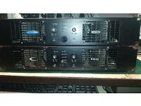 Crown Pulse 21100 Power Amplifier 1100W RMS per Channel