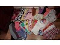 4-5-6 years girls clothes bundle