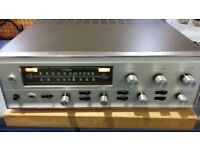 Vintage Pioneer SX-600T Amplifier/ Tuner - Recently Serviced c/w Phono Stage