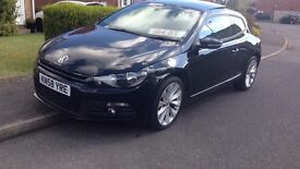 Vw scirocco only 54000 miles