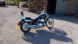 Honda shadow spirit 750cc excellent condition