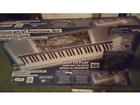 Professional 61 key electric keyboard for sale