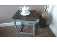 ShabbyChic Oak Table