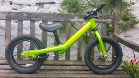 Islabike Rothan Balance Bike Green