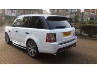 2011 Land Rover Range Rover Sport 3.0TD Autobiography edition ***** 37k FSH *****