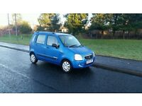 2003 suzuki wagon R, full service history, drives like new, motd october, £600 may swap why try me