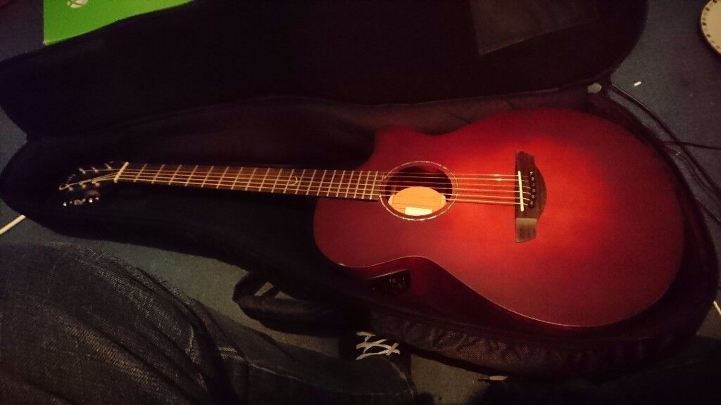 Faith Acoustic Guitar