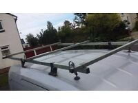 Vauxhall combo trade roof rack