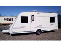 2006 ELDDIS ODYSSEY 484 4 BERTH With fitted mover. £6295.00