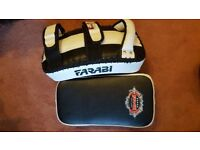 MMA ARMS PADS - 4 PAIRS IN TOTAL