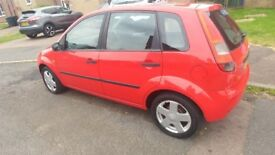 Ford Fiesta 1.4 Ztec for Sale 60k genuine miles